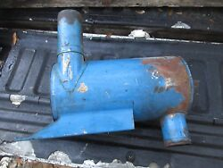 1974 Ford 8600 Farm Diesel Tractor Air Filter Element Housing Free Shipping