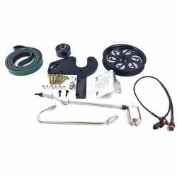 Fits 07.5-09 Only Dodge Ram Diesel Fleece Deluxe Dual Pump Kit Without Pump..
