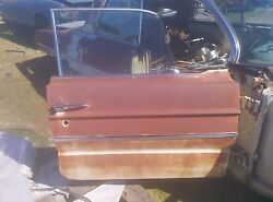 1961 61 1962 62 Oldsmobile Super Dynamic 88 98 Right Pass Front Door Shell Oem