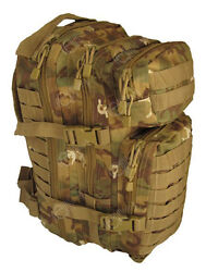 Arid Woodland Camo Molle Rucksack Assault Small 20l Backpack Tactical Army Pack