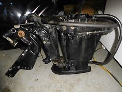 2001 Mercury 25hp 4 Stroke Outboard 15 Mid Section