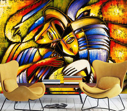 3d Art Paintings 665 Wall Paper Print Wall Decal Deco Indoor Wall Murals