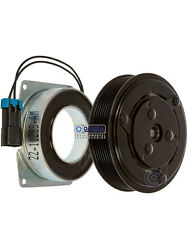 Aftermarket York Type Ac Compressor Clutch 8 Grooves Replaces 024-25247 5128