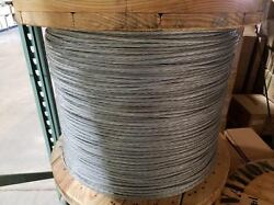 1/4 Ehs Class A Strand Cable Guy Wire 5000ft Roll.