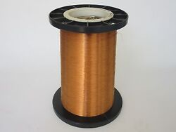 28 Awg 30 Lbs. Ppe Invemid 200 Heavy Enamel Coated Copper Magnet Wire