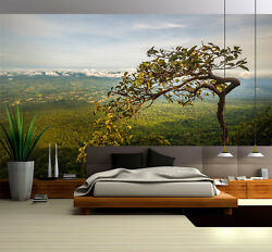 3d Tree Stone Forest Nature Wall Paper Wall Print Decal Wall Aj Wallpaper Ca