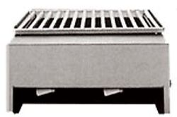 Lazy Man A-series Natural Gas Built-in Barbecue Grill With Two Burners