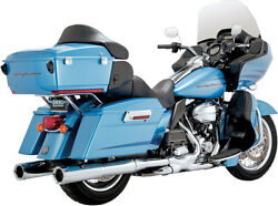Vance And Hines 4.5 High Output Mufflers Harley Electra Glide Road King Street