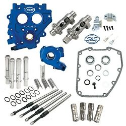 Sands 551ez Chain Easy Start Cam Camchest Kit W/ Pushrods Oil Pump Plate Harley 99