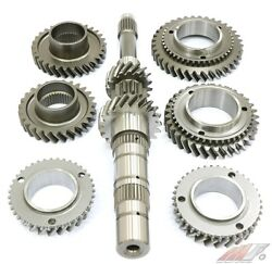 Mfactory 6-speed K-series 1-4 Drag Gear Set For 02-06 Acura Rsx-s Type S