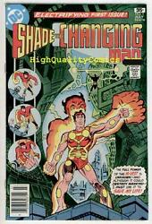 Shade, The Changing Man 1 2, 4 5, 7, Vf/nm, 1st App, Steve Ditko, 1977, 5 Iss