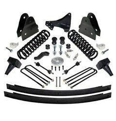 For Ford F250 F350 Super Duty 4wd 05-07-6.5in Lift Kit-for One-pc Drive Shaft