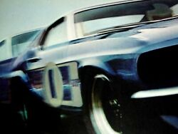 Vintage Auto Ads Lot Of 200 1965-1971 Shelby Gt 350/500/cobra/mustang/mach 1