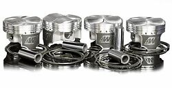 Wiseco 88mm 12.71 Pistons For 2002-2006 Acura Rsx 03-05 Honda Civic Si K20