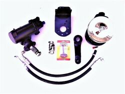 49 50 51 Ford Car Power Steering Conversion