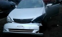 Temperature Control Automatic Push Button Control Fits 02-06 CAMRY 684166