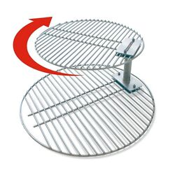 Stacker + Grill Grate Combo Fits Xl Big Green Egg