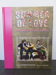 Beatles Summer Of Love The Making Of Sgt Pepper George Martin Genesis Signed
