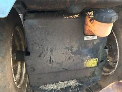 Ford Tractor YT18H Engine Tires Hood Steering Parts