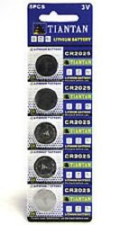 300 Andtimes Cr2025 Tiantan Lithium Primary Battery Brand New Factory Direct Card