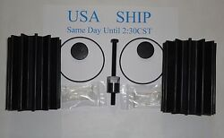 Two Impeller Kits Replaces Johnson 09-820b F95 Series Pumps F958 Man Free Puller