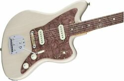 Fender Custom Shop Founders Jazzmaster Designed by George Blanda - White Blonde
