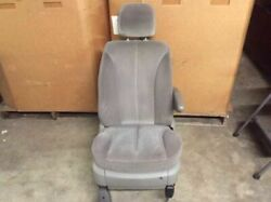 FRONT PASSENGER RIGHT BUCKET SEAT CLOTH TAUPE FITS 2004 - 2008 CHRYSLER PACIFICA