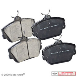 Ford Genuine Parts Motorcraft BR35B Disc Brake Pads 1U2Z-2V001-JA Factory