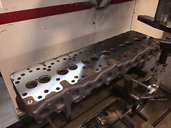 John Deere Cylinder Head Reman 531 R40100, R41867 Bare 5010, 5020, 6030 Outright