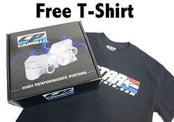 Cp Forged Pistons B16a Honda Civic Si Sc7114 82mm +1.0 Over Std 11.51 Vtec