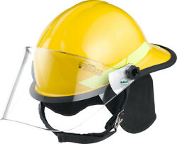 Bullard Px Series Firefighting Helmet Yellow
