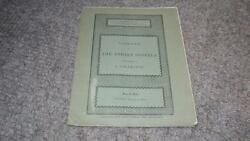 Rare 1927 Sotheby And Co Auction Catalog For The Anhalt Gospels - Historical