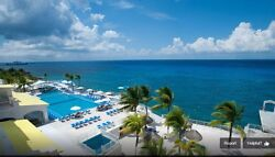Cozumel Palace All-inclusive Ocean Front 7 Nights + 2000 Resort Credit