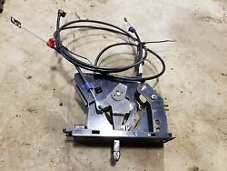 JEEP WRANGLER YJ 87-95 FACTORY DASH MOUNT HEATER CONTROLS CLIMATE BLOWER