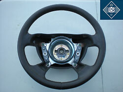 MERCEDES R129 Convertible Parchment 265 LEATHER STEERING WHEEL 1996 SL500 129148