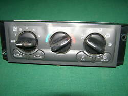 1997 1998 1999 CHEVY VENTURE AC CLIMATE CONTROL OEM  wrear defroster