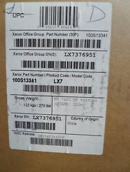 Xerox Workcentre 7200 Mf Laser Printer With 2 Paper Tray Stand 100s13341