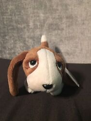 NEW TY VERY RARE & RETIRED BEANIE BABIES TRACKER THE BASSET HOUND DOG BABY