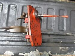 1961 Allis Chalmers D17 Gas Tractor Transmission Shift Shifting Forks Free Ship