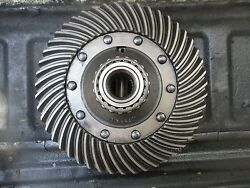 1964 John Deere 2010 Farm Tractor Ring Gear Differential Assembly T12995t