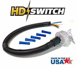 Replacement Starter Ignition Wire Harness Cub Cadet, Mtd, Troy-bilt, Rzt And More