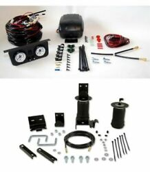 Air Lift Control Air Spring & Dual Path Leveling Kit for Villager/Quest
