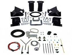 Air Lift Control Air Spring And Dual Path Air Compressor Kit For F150 4wd/rwd
