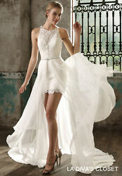 Formal Mini Wedding Dress With Datachable Train Delivery In About 28 Days. $299.00