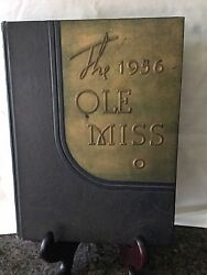 A Collection Of 41 Years Of Ole Miss Yearbooks - 57 Total Books With Duplicates