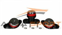 Sea-doo Rxp Rxt Gtr Gtx Gti 4tec Rear And Front Engine Mount Kit