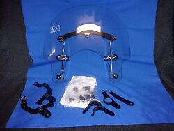 Triumph Summer Windscreen Kit For Hinckley Bonnevilles All Hardware Included