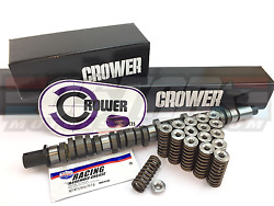 Crower Stage 3 Full Race Camshaft And Spring Kit For 96-00 Honda Civic Ex D16z6