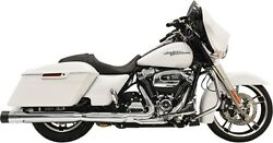 Bassani Extreme 4 Dnt Straight Mufflers Harley Electra Glide Road King Street
