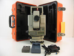 Sokkia Set4b 5 Total Station For Surveying And Construction With Free Warranty